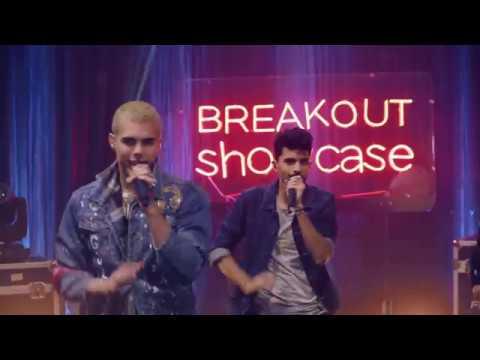 Breakout Showcase : CNCO - Reggaetón Lento (Bailemos)