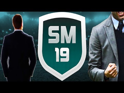 Soccer Manager 2019 - Android/iOS Gameplay ᴴᴰ