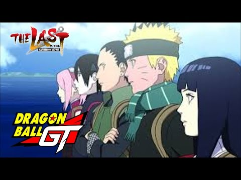 【MAD】The Last: Naruto The Movie Opening -「DB GT」