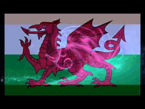 Let It Go in Welsh (with Flag) / Gad i Fynd yn Gymraeg