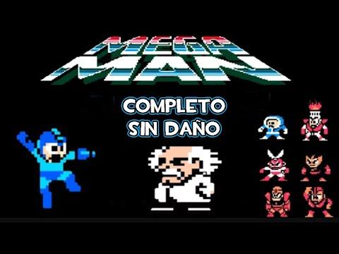 NES Megaman 1 - El Nacimiento de un Héroe (Sin Daño)