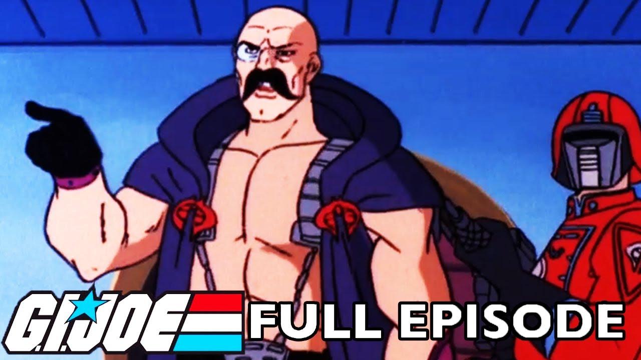 Download G.I. Joe: A Real American Hero   Arise, Serpentor, Arise: Pt 1   G.I. Joe Full Episodes