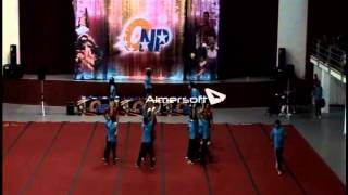 FENIX CHEER AND DANCE MATAMOROS REGIONAL ONP MONTERREY 2013