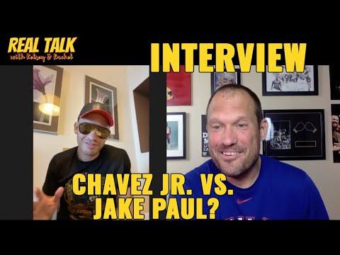 Julio Cesar Chavez Jr. Talks Anderson Silva, Canelo & Jake Paul