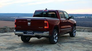 Ram 1500 tailgate lighter, easier to operate for 2019