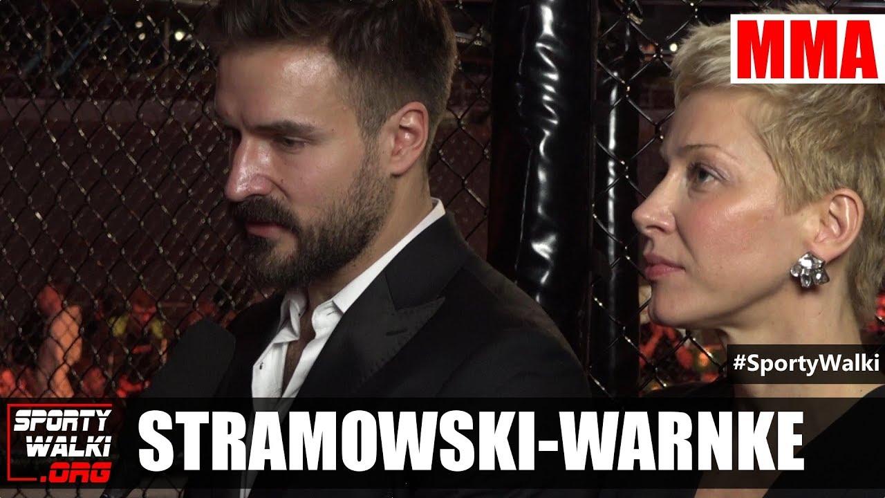 GNG 3: Katarzyna Warnke i Piotr Stramowski o mma i sztuchach walki w filmach