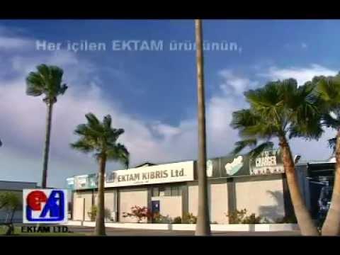 Ektam Kıbrıs Ltd. Reklamı.