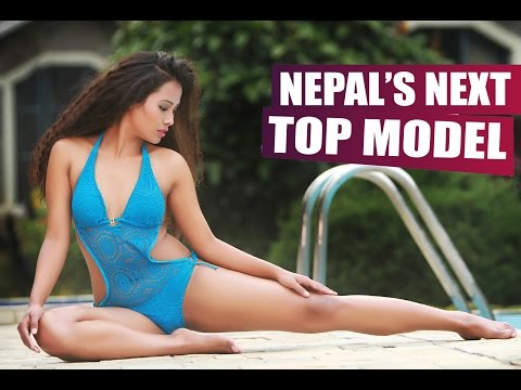 NEPAL'S NEXT TOP MODEL | Photoshoot Video | HD