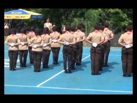 LKBB SMK MUHAMMADIYAH MAJENANG dan SMK NEGERI KARANGPUCUNG