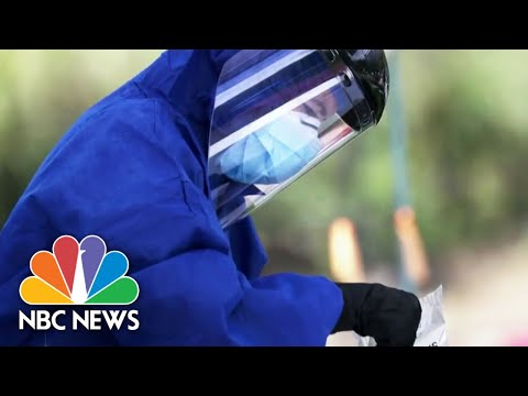 Fauci Lowers U.S. Death Toll Projection To 60,000   NBC Nightly News
