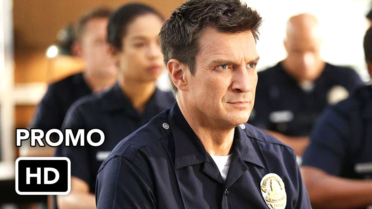 """Download The Rookie 4x05 Promo """"A.C.H."""" (HD) Nathan Fillion series   Halloween Episode"""