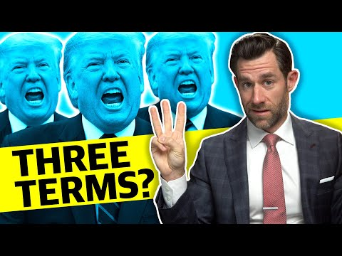 How to Serve Three Terms as President (LegalEagle's Real Law Review)