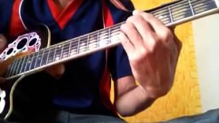 Ruth Na Jana Tumse Kahu To - 1942 A Love Story on Guitar