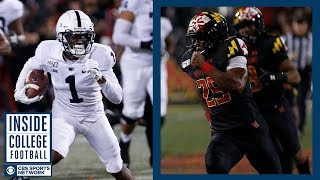 #12 Penn State at Maryland recap | Inside College Football