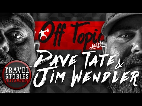 Dave Tate and Jim Wendler 2003 Travel Stories [Extended Version] - elitefts.com