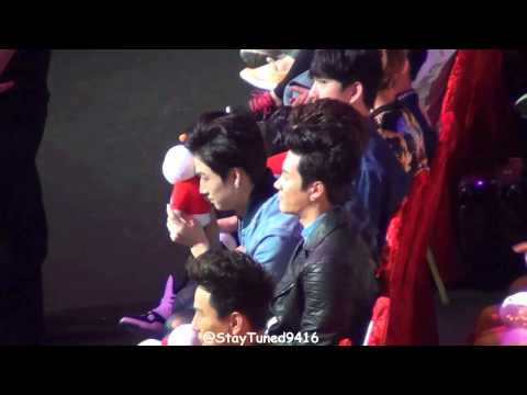 [ST9416]150413 TOP CHINESE MUSIC in SZ UNDER STAGE (JB FOCUS)