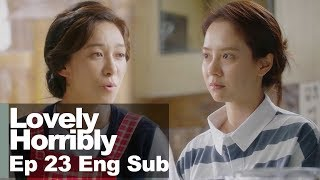 """Download Video Song Ji Hyo """"Mom, was the person you mentioned, Philip?"""" [Lovely Horribly Ep 23] MP3 3GP MP4"""