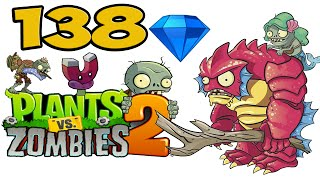 ч.138 Plants vs. Zombies 2 - Big Wave Beach - Day 2