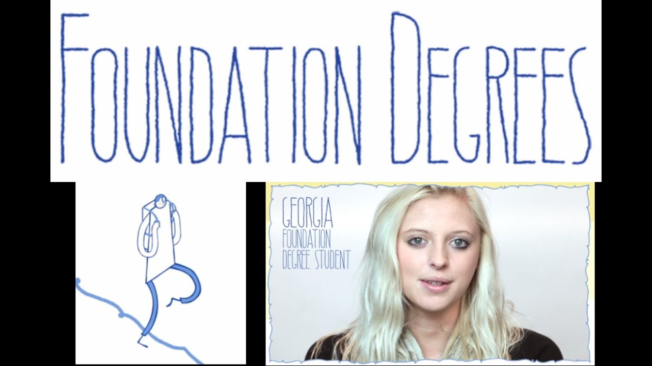 What is a Foundation Degree? With video clips from students.