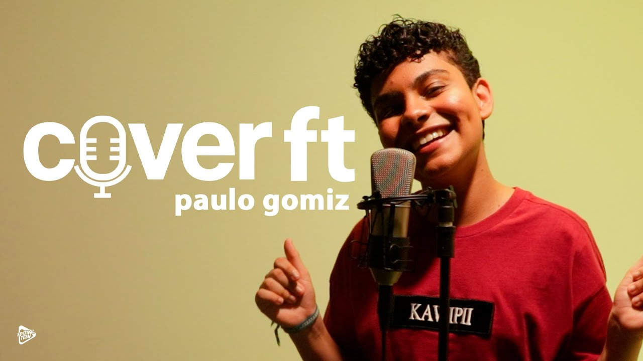 COVER FT: PAULO GOMIZ canta SINA de DJAVAN