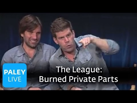 The League - The Slightly Burned Private Parts
