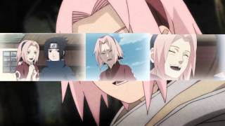 Naruto Team 7 AMV - I Wish It Was Just A Dream