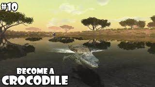 Ultimate Savanna Simulator - Crocodile - Android/iOS - Gameplay Part 10