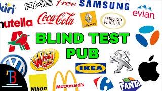 BLIND TEST PUB DE 65 EXTRAITS (AVEC RÉPONSES)