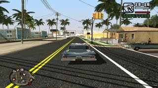 [MegaMOD] Mejorar las gráficas del GTA San Andreas thumbnail