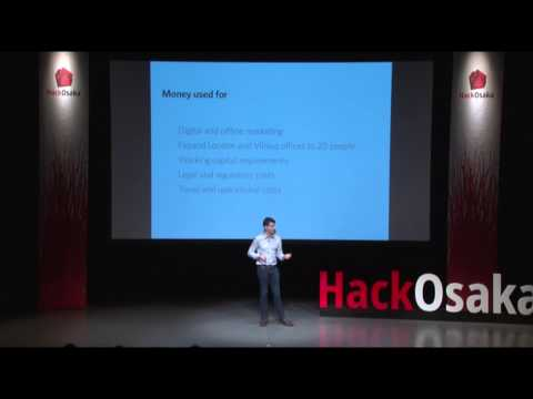 Hack Osaka 2014 - International Pitch Contest
