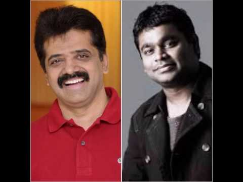 Great 10 Tamil Songs of Srinivas with AR Rahman