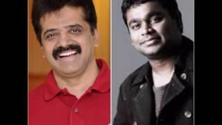 Great 10 Tamil Songs of Srinivas with AR Rahman