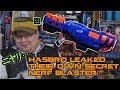 IS THIS THE NERF ELITE TRILOGY DS-15? NERF TOY FAIR 2019! | Walcom S7