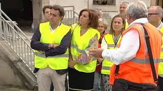 Comienzan las obras de la estación intermodal de Ourense