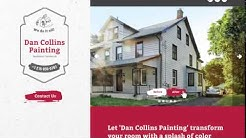 Website Design for Dan Collins Painting