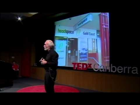 TEDxCanberra - Pat McGorry - A better way for mental health reform