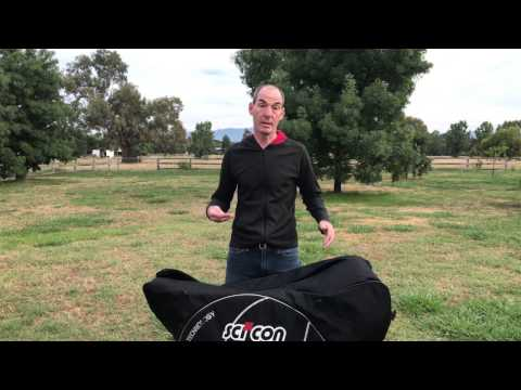 Tips For Traveling On Airplanes With Your Scicon Soft Bike Bag