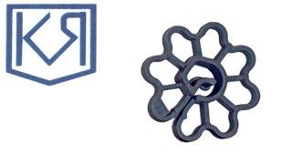 Фиксатор арматуры звездочка ФЗ 15(Универсальный фиксатор арматуры звездочка ФЗ 15 применяется для создания защитного слоя бетона при залива..., 2015-11-05T06:40:08.000Z)
