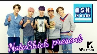 (Озвучка) B1A4 - Ask in A Box (Sweet Girl)