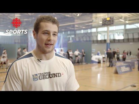 RBC Training Ground Web Extra: Training Hard In Halifax | CBC Sports