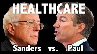 Gambar cover Bernie Sanders vs Ron Paul Debate: Healthcare as a Human Right