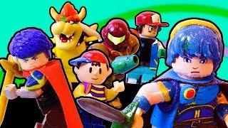 Super Smash Bros. The Animated Series Episode 5