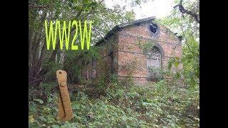 Abandonned Victorian railway complex explored
