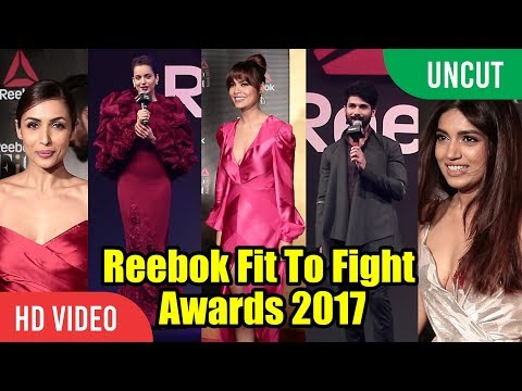 UNCUT - Reebok Fit To Fight Awards 2017 | Shahid Kapoor, Kan