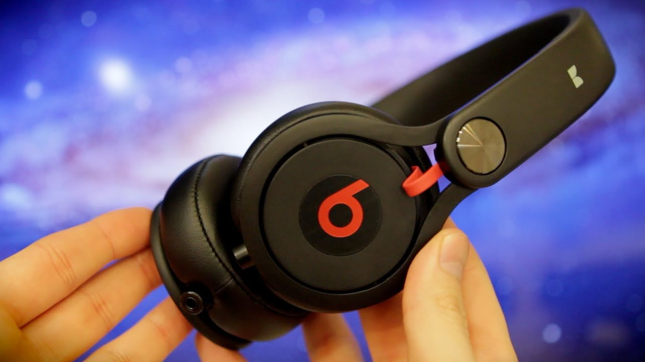 Beats by Dr. Dre Mixr Headphones: Review & Unboxing - YouTube