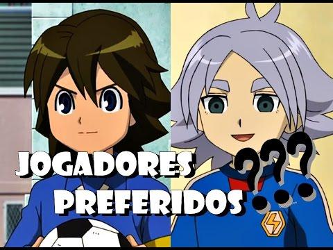 #TOP 5 - Meus Personagens Preferidos Inazuma Eleven/Super Onze
