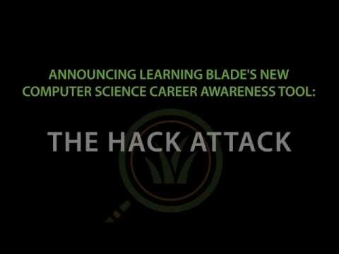 Hack Attack Computer Science Mission Announcement