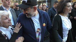 Yerevan, 27.04.19, Sa, Video-2, HH qaghakacu or, Handipumner.  ՀՀ Քաղաքացու օր