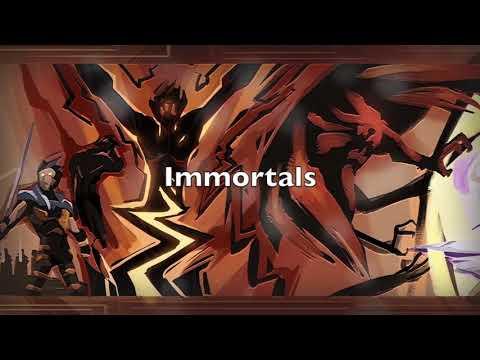 Immortals - Divine Warriors//AMV
