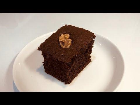 「ホットケーキミックス」で、ブラウニーを作ります!